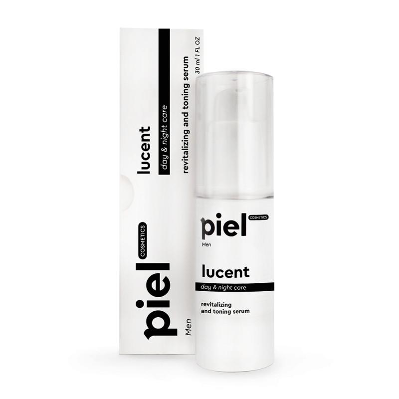 Пьель Косметикс Мужская сыворотка для восстановления свежести кожи лица Lucent Piel Cosmetics