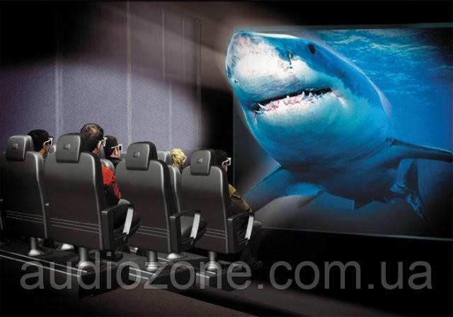 Проектирование домашнего кинотеатра 3D