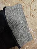 Кожа ОЛЕНЬ натуральная с шерсти сетка мужские перчатки/Перчатки мужские кожаные только оптом, фото 2