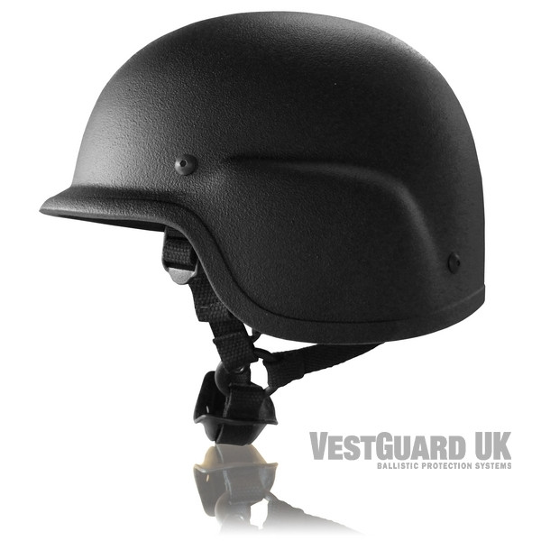 Тест Британская кевларовая каска VestGuard UK 2 класс