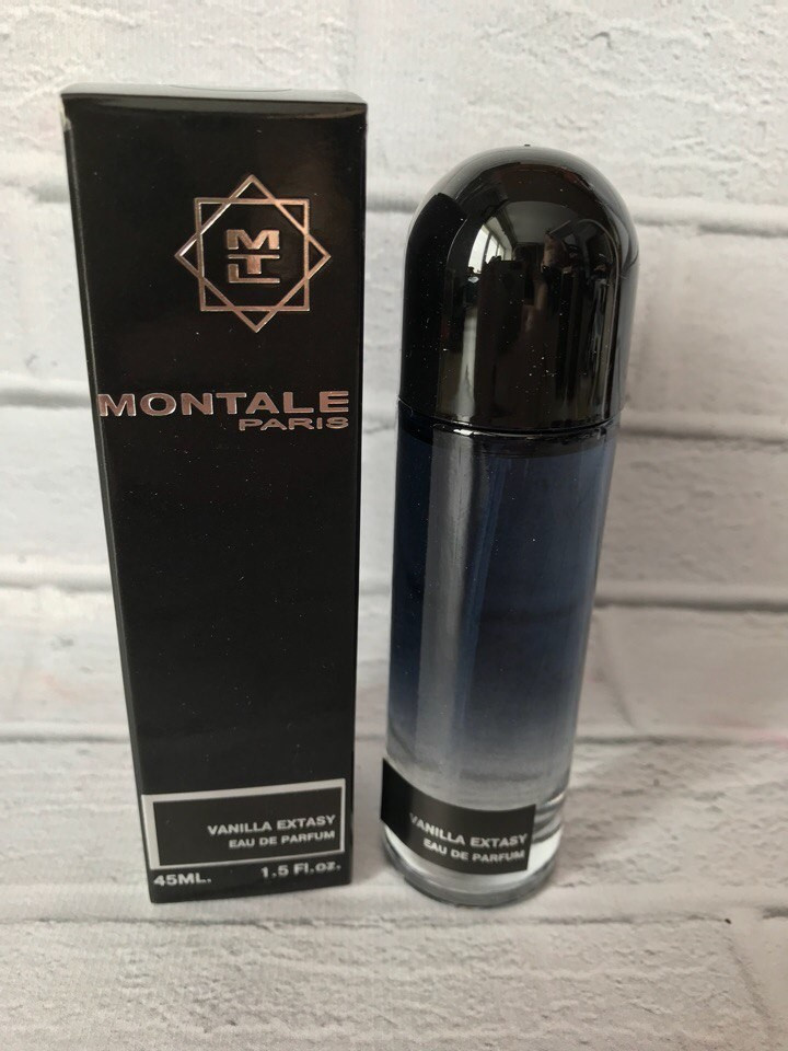 Парфюмированная вода Montale vanilla extasy 45 мл
