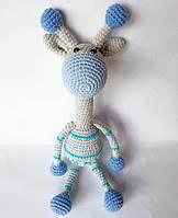 Жираф-погремушка Арсений, фото 1
