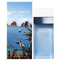 Light Blue Love in Capri Dolce&Gabbana