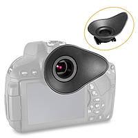 Наглазник каплевидный для Nikon 19 мм (аналог) , фото 1