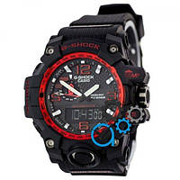 Casio G-Shock GWG-1000 All Black-Red New