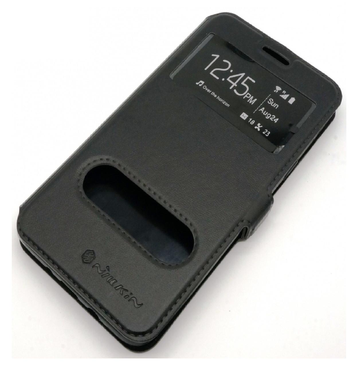 Чехол-книжка Nillkin 2 Window Style для Huawei Y6 Pro Black