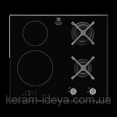 Комбинированная поверхность Electrolux EGD 6576 NOK