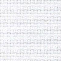 Канва AIDA PREMIUM №18 Белая (Южная Корея) (72кл./10 см)