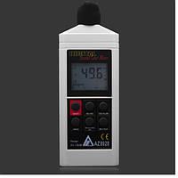 Измерение шума шумомер прибор  для измерения уровня звука
