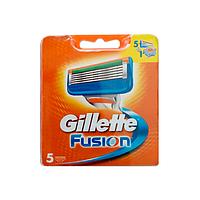 Лезвия Gillette Fusion упаковка 5 шт, фото 1