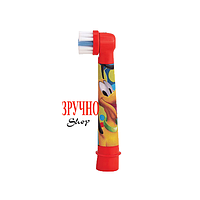 Насадка для детских зубных щеток Oral-B (Микки Маус) 1 шт. EB10-1