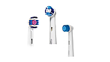 Насадки для зубной щетки ORAL-B 3 шт. (Sensitive, Precision Clean, 3D-White), фото 2