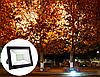 Прожектор светодиодный с микроволновым скрытым датчиком движения 30Вт, LMPS16-30, 6500K чёрный