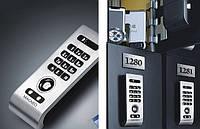Электронный карточный Замок для стеклянных дверей и шкафчиков гостиниц, фитнес центров, аквапарков и т.д