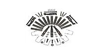 Ремкомплект корзины сцепления Д-144, Т-40 полный  (рычаг ВОМ)