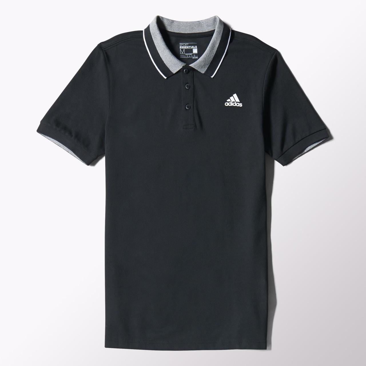 Мужская футболка Adidas Essentials (Артикул: S12329)