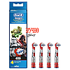 Насадки для детских зубных щеток Oral-B (Star Wars) 4 шт. (EB10)