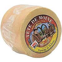 Сыр Тет Де Муан Tete de Moine Fromage de Bellelay, фото 1