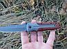 Нож   складной  DA 59 надежный замок, фото 5