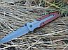 Нож   складной  DA 59 надежный замок, фото 7