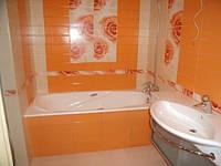 Кафельщик в Днепропетровске,  услуги плиточника, ремонт ванной, санузла