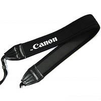 Плечевой ремень для фотоаппарата, видеокамеры (надпись Canon) УЦЕНКА (Предоплата)