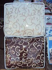Одеяло Шерстяное в бязи двуспальное