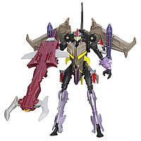 Transformers Робот Трансформер PRIME Beast Hunters Deluxe STARSCREAM, фото 1