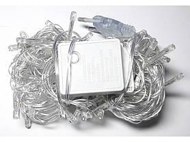 Гирлянда комнатная 100 ламп прозрачный пр., фото 3