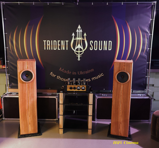 Trident Sound Williamson Legend One Mark III in VAPS-IX (VU-0228)