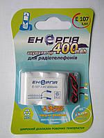 Аккумулятор Энергия E107 для радиотелефонов