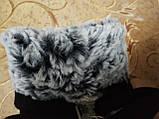 Трикотаж з кролик Краще рукавички чоловічі тільки оптом, фото 3
