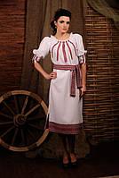 Женское платье с вышивкой. Жіноче плаття вишиванка.     Жіноче плаття Модель:ЖП 6-150
