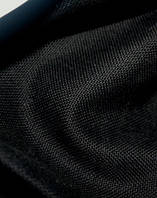 Домотканое полотно для вышивок №30 черное
