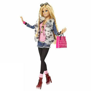 Кукла Barbie Модница серии Делюкс, фото 2