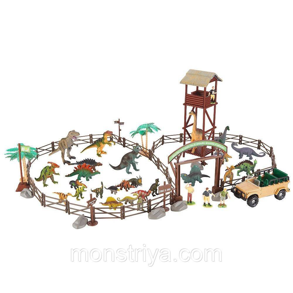Animal Planet Мега Набор Дино Парк Динозавры