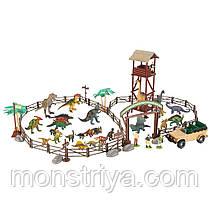 Animal Planet Мега Набір Діно Парк Динозаври