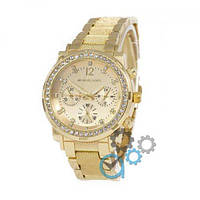 Michael Kors Gold diamonds metal