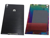 Задняя крышка для Huawei P6-U06 Ascend, черная
