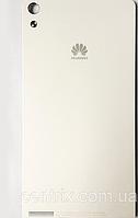 Задняя крышка для Huawei P6-U06 Ascend, белая