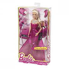 Лялька Барбі у вечірній сукні (в асортименті)