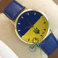 Украинa I love Ukraine Blue/Gold