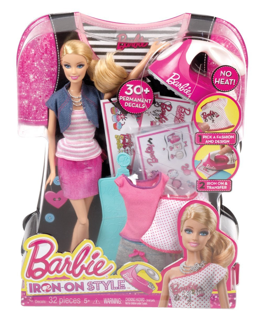 Набор Барби Студия дизайна одежды (обновленный)