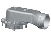 """Пневматический клапан пароотвода 3"""" для крышки инспекционного люка, фото 1"""