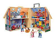 """Playmobil 5167 Переносний будинок для ляльок (Конструктор """"Переносной дом для кукол"""" дом LOL домик для лол)"""