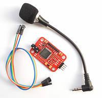 Модуль розпізнавання голосових команд для Arduino