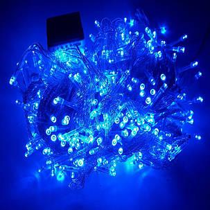 Гирлянда комнатная 500ламп прозрачный пр, фото 2