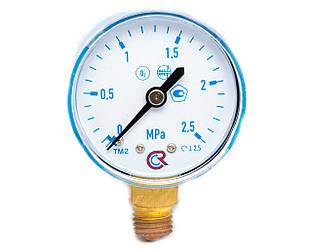 Манометр кислородный 0-2.5МПа