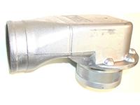 """Пневматический клапан пароотвода 3"""" + дыхательный клапан"""