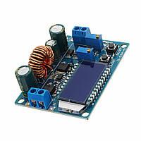 LCD Digital Дисплей Плата модуля питания Buck-Boost Постоянное постоянное напряжение постоянного тока - 1TopShop